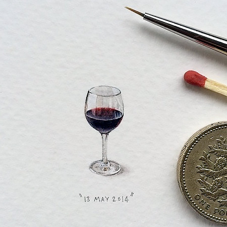 Small Art by Lorraine Loots