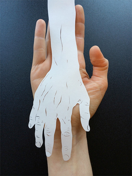 Paper Hand