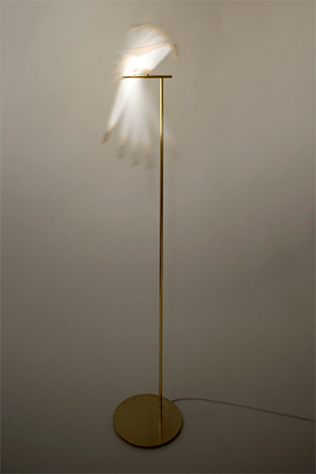 Perch Light by Umut Yamac