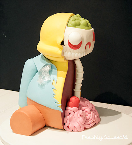 Simpsons Ralph Wiggum Cake