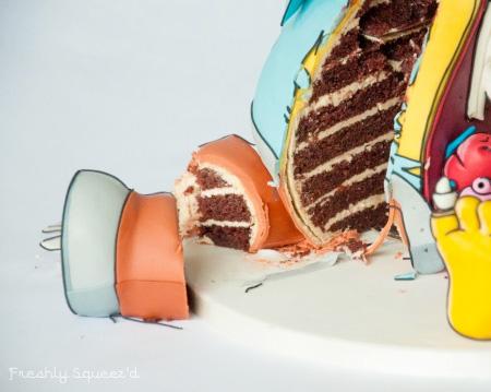 Threadcakes Ralph Cake