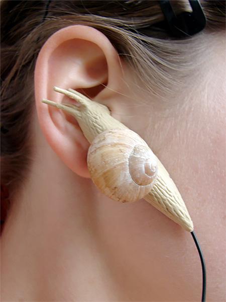 Snail Earphones