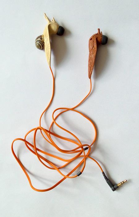 Snail Headphones