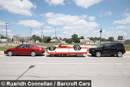 Upsidedown Car