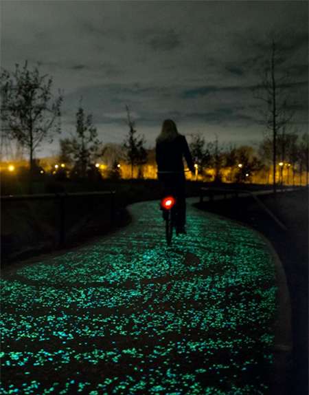 Van Gogh Bicycle Path