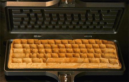 Keyboard Waffle Maker