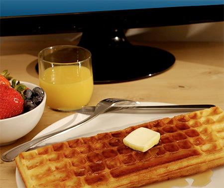 Chris Dimino Waffle Keyboard