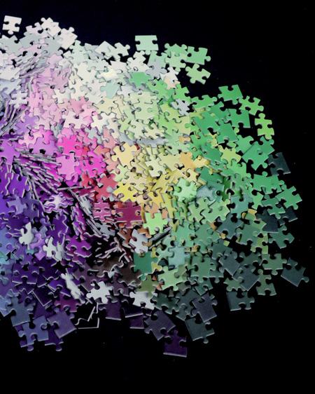Color Jigsaw Puzzle