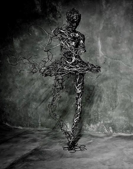 Ballerina Sculptures