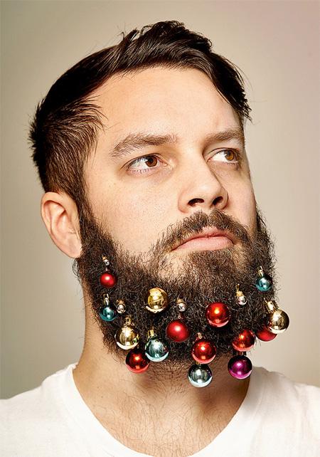 Beard Christmas Tree