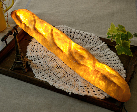 Bread Lamp