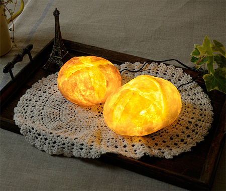 bread lamps. Black Bedroom Furniture Sets. Home Design Ideas