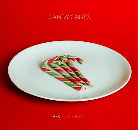 200 Calories in Christmas Food