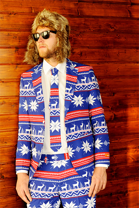 Christmas Sweater Suits