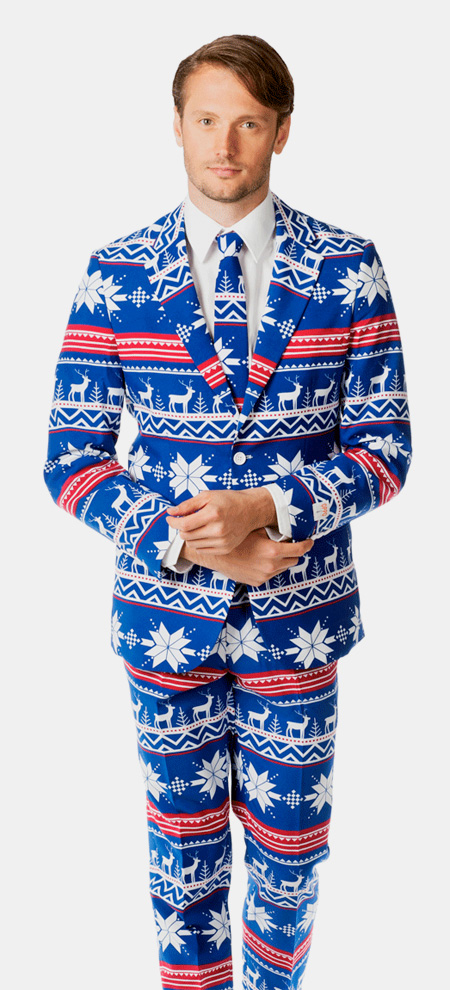 New Year Suit