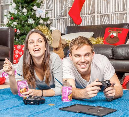 Chris Godfrey Christmas Tinner