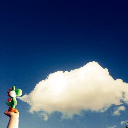 Markus Einspannier Cloud Photography