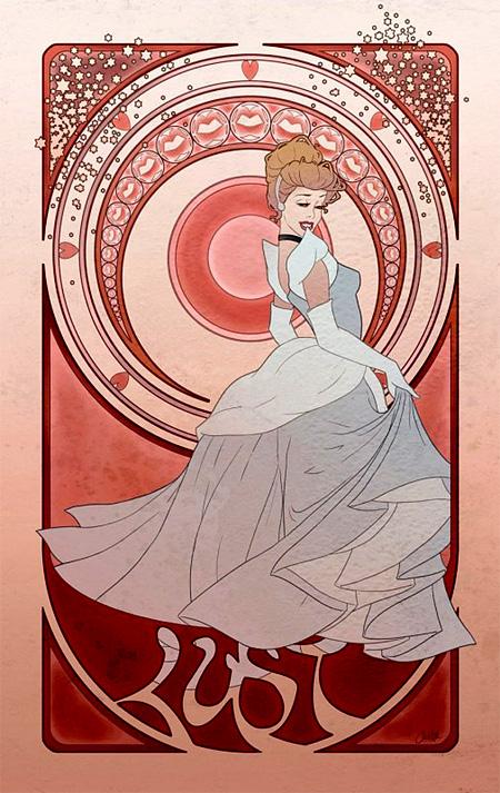 Disney Lust
