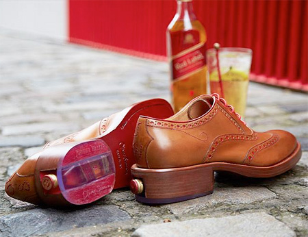 Zapatos Whisky