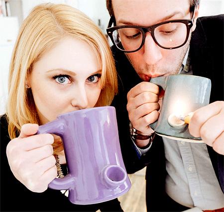 Bong Coffee Mug