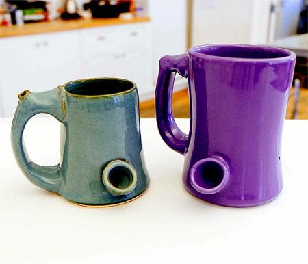 Pipe Tea Mug