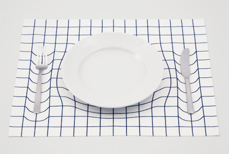 Illusion Placemat