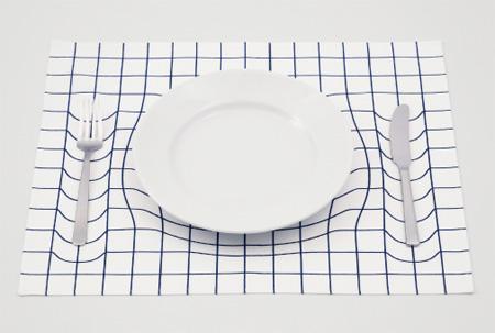 Illusion Placemat