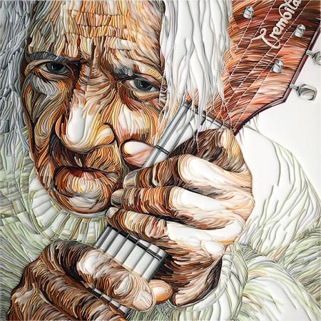 Paper Artworks by Yulia Brodskaya
