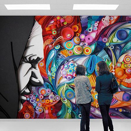 Artworks by Yulia Brodskaya