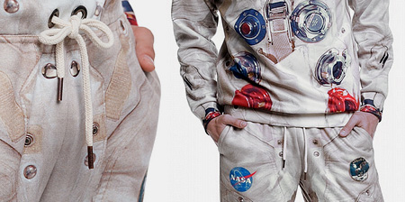Astronaut Sweatsuit