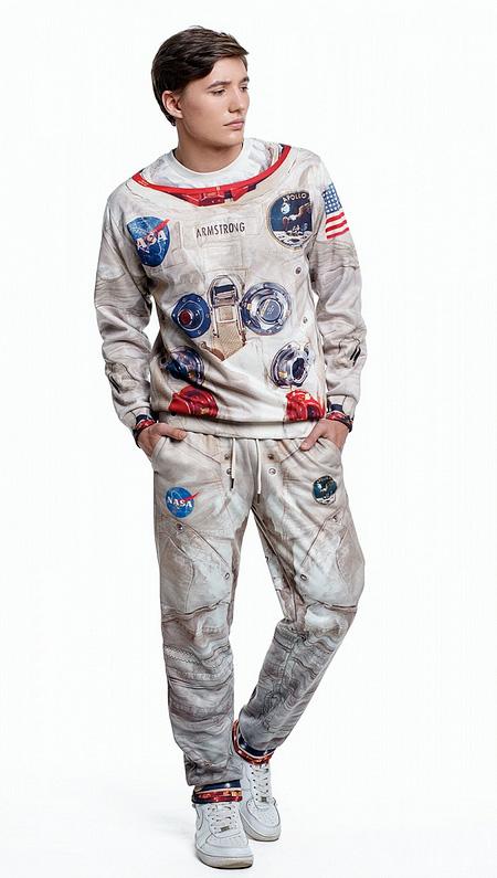 Spacesuit Tracksuit