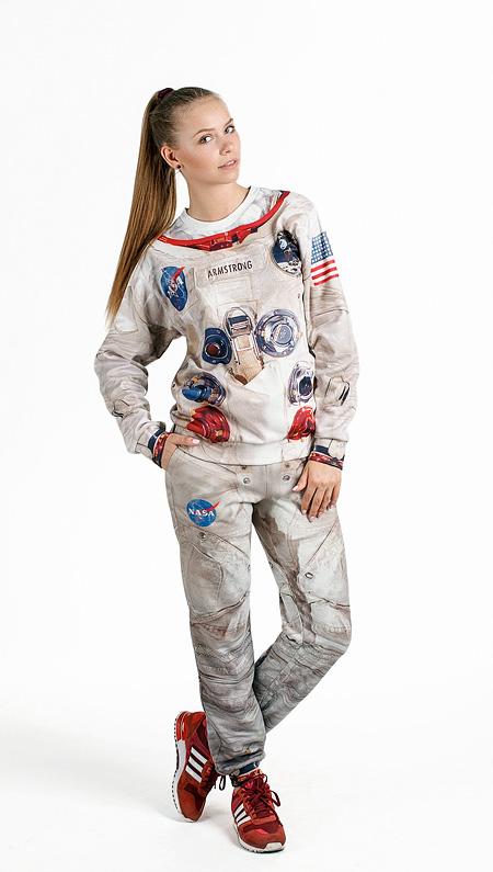 Spacesuit Sweatsuit