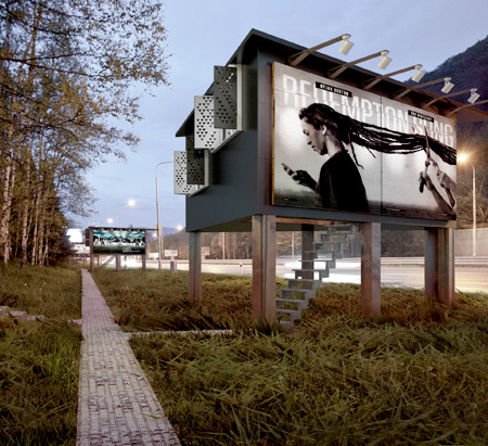 Billboard House