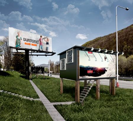 Billboard Homes