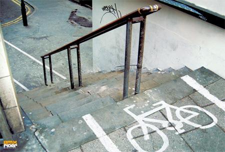BMX Bike Lane