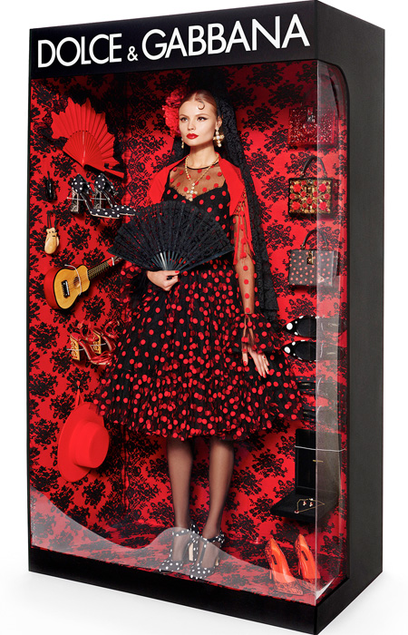 Model Doll
