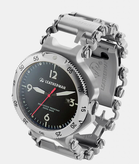 Multitool reloj
