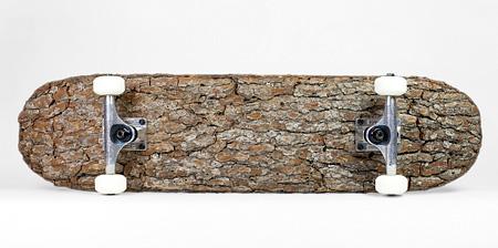 Natural Skateboard