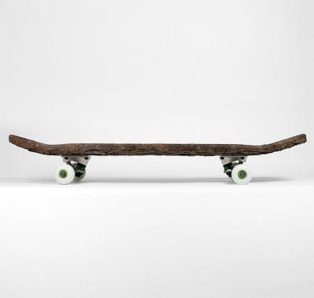 Natural Skateboard Deck