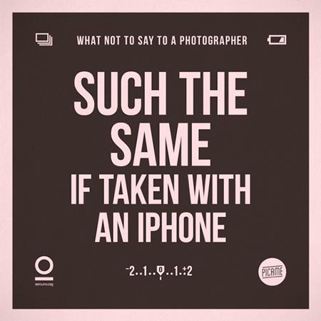 iPhone Photographer