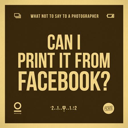 Facebook Photographer