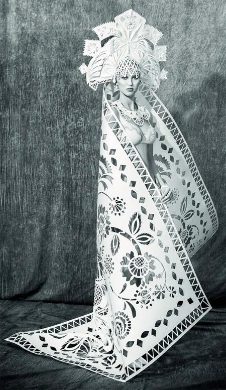 Paper Costume