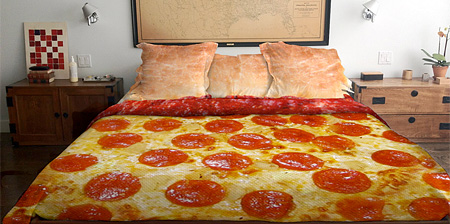 Pizza Cama
