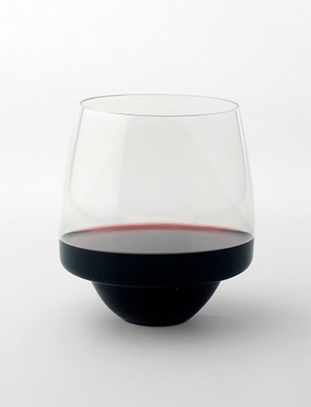 Anti Spill Wine Glass