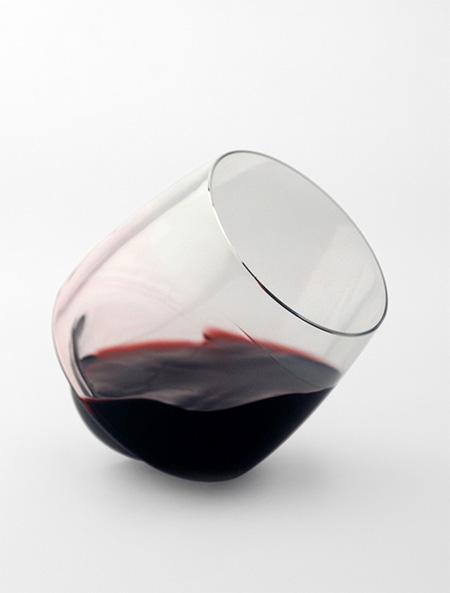 Spillproof Wine Glasses