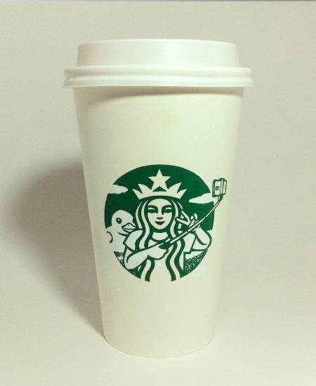 Soo Min Kim Starbucks Cup
