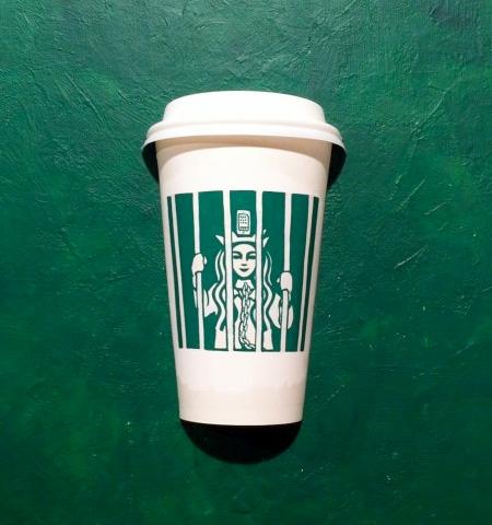 Soo Min Kim Cup Art