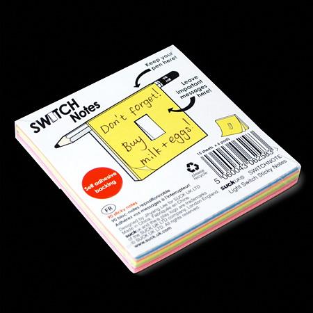 Switch Sticky Notes