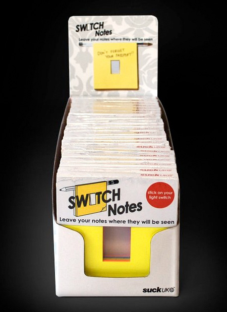 Suck UK Switch Notes
