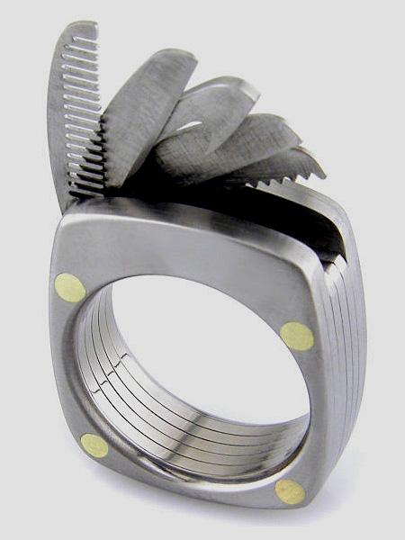 Multi-Tool Ring